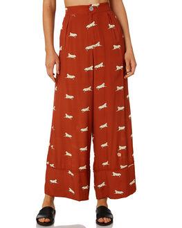 NEVADA JAGUAR WOMENS CLOTHING RUE STIIC PANTS - SA19-6-NJ