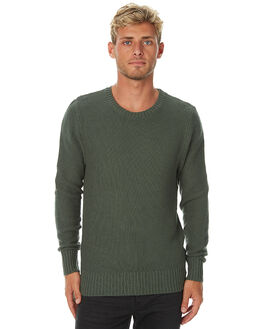 COMBAT MENS CLOTHING BANKS KNITS + CARDIGANS - WKN0021COM