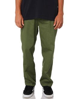 VINTAGE ARMY MENS CLOTHING OBEY PANTS - 142020130VARM