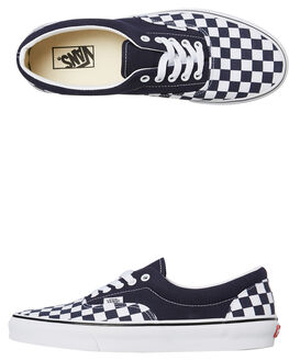 BLUE MENS FOOTWEAR VANS SNEAKERS - SSVNA4BV4VXJM