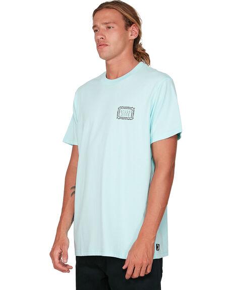 SEAGLASS MENS CLOTHING BILLABONG TEES - BB-9504007-SGL