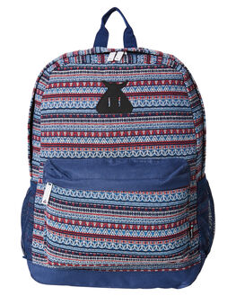NAVY MENS ACCESSORIES THE BUMBAG CO BAGS + BACKPACKS - CO070BLU