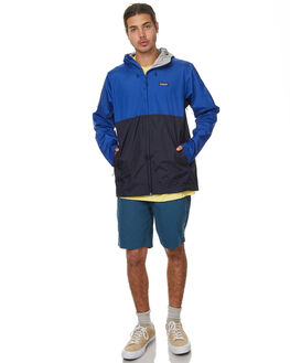 VIKING BLUE MENS CLOTHING PATAGONIA JACKETS - 83802VKNB