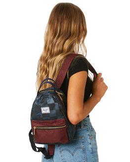 PLUM DOT CHECK WOMENS ACCESSORIES HERSCHEL SUPPLY CO BAGS + BACKPACKS - 10501-03034-OSPLMCH