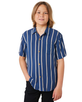 BLUE KIDS BOYS SWELL TOPS - S3202161BLUE