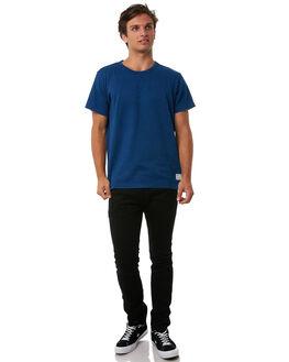 BLACK PUNK MENS CLOTHING LEVI'S JEANS - 34268-0000BKPNK