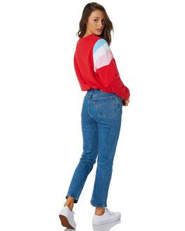 JIVE STONEWASH WOMENS CLOTHING LEVI'S JEANS - 36200-0073JIVE
