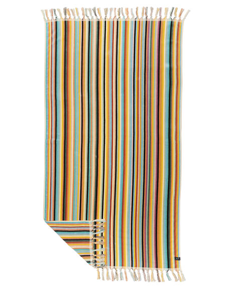 TURQUOISE MENS ACCESSORIES SLOWTIDE TOWELS - ST195TURQ