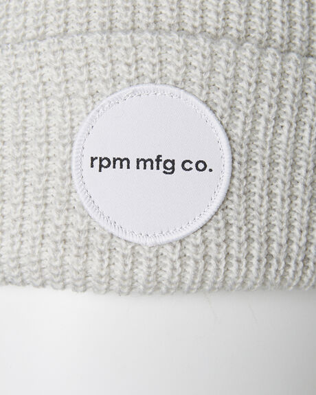 GREY MENS ACCESSORIES RPM HEADWEAR - 9AAC03B8GRY