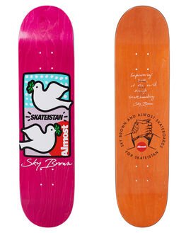 PINK BOARDSPORTS SKATE ALMOST DECKS - 10023696PINK
