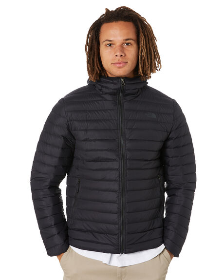 TNF BLACK MENS CLOTHING THE NORTH FACE JACKETS - NF0A3Y55JK3