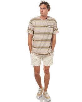 PINK MENS CLOTHING STUSSY TEES - ST072105PNK
