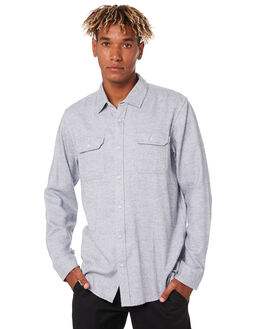 GREY MENS CLOTHING RIP CURL SHIRTS - CSHDU80080