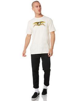 CREAM MENS CLOTHING ANTIHERO TEES - 51020001ABCRM