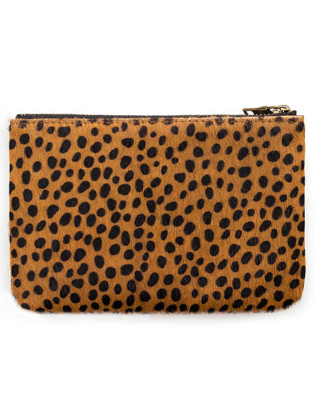 CHEETAH WOMENS ACCESSORIES STATUS ANXIETY PURSES + WALLETS - SA1702CHE