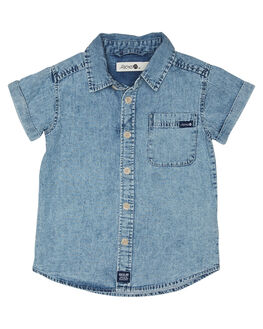 ACID CHAMBRAY KIDS BOYS RIDERS BY LEE TOPS - R-30122K-LL6