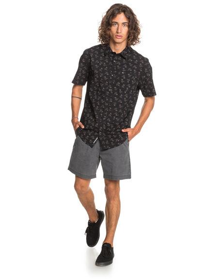 METEOR MINI STICKWAV MENS CLOTHING QUIKSILVER SHIRTS - EQYWT04070-KYG6