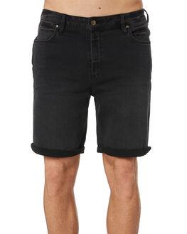 BLACK DOG MENS CLOTHING WRANGLER SHORTS - W-901592-LS7BLKDG