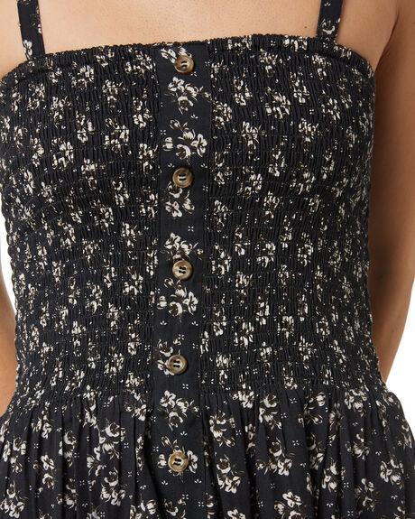 IRIS FLORAL WOMENS CLOTHING SWELL DRESSES - S8202451IRIS