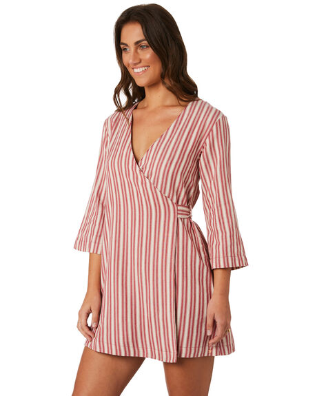 RAD OUTLET WOMENS VOLCOM DRESSES - B13318S1RAD