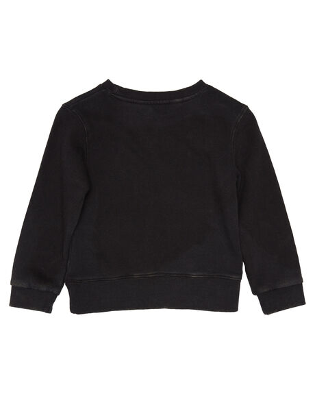 WASHED BLACK KIDS GIRLS RIP CURL JUMPERS + JACKETS - FFEAB98264