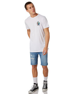 WHITE MENS CLOTHING SWELL TEES - S5182010WHITE