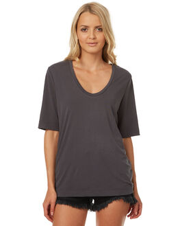 STORM GREY WOMENS CLOTHING THE FIFTH LABEL TEES - TX170734TSTRMG