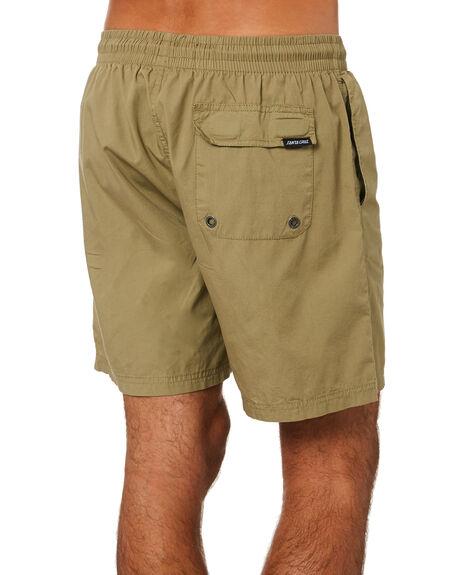 SAGE MENS CLOTHING SANTA CRUZ BOARDSHORTS - SC-MBNC262SAGE