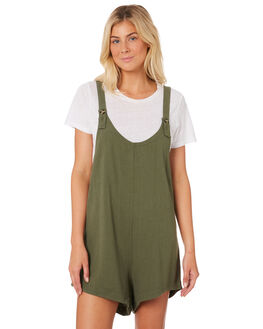 DARK SAGE WOMENS CLOTHING SWELL PLAYSUITS + OVERALLS - S8188450DKSAG