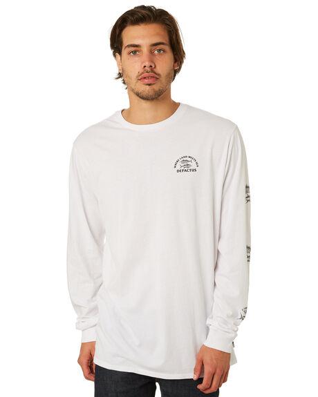 WHITE MENS CLOTHING DEPACTUS TEES - D5182100WHITE