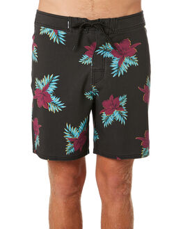 BLACK MENS CLOTHING RIP CURL BOARDSHORTS - CBOUY10090