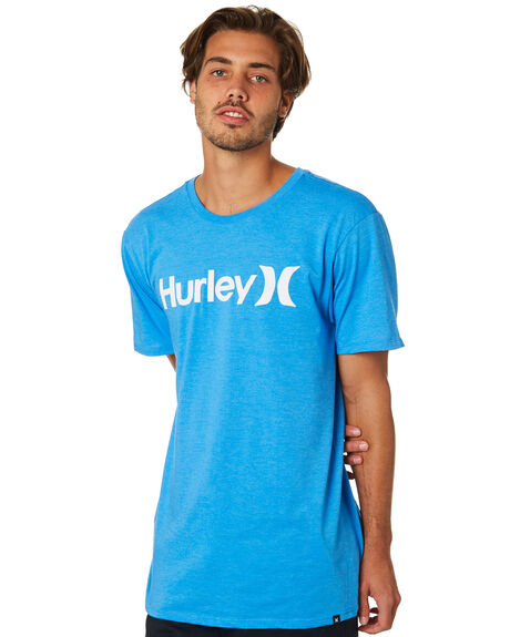 BLUE HEATHER MENS CLOTHING HURLEY TEES - AH7935464