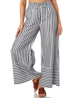NAVY WOMENS CLOTHING TIGERLILY PANTS - T392387NAVY