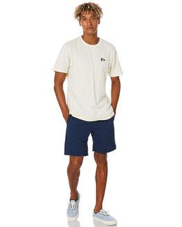 ANTIQUE WHITE MENS CLOTHING VANS TEES - VN0A49PS3KSANTWH