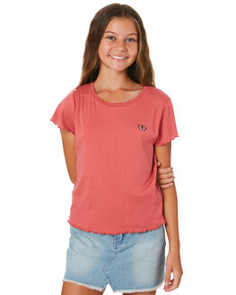 SLATE ROSE KIDS GIRLS EVES SISTER TOPS - 9520002PNK