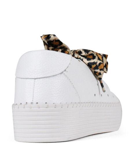 WHITE WOMENS FOOTWEAR BUENO SNEAKERS - BULEMONTWHT