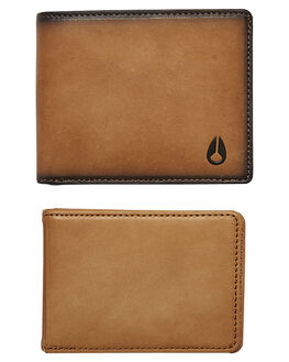TAN MENS ACCESSORIES NIXON WALLETS - C763405