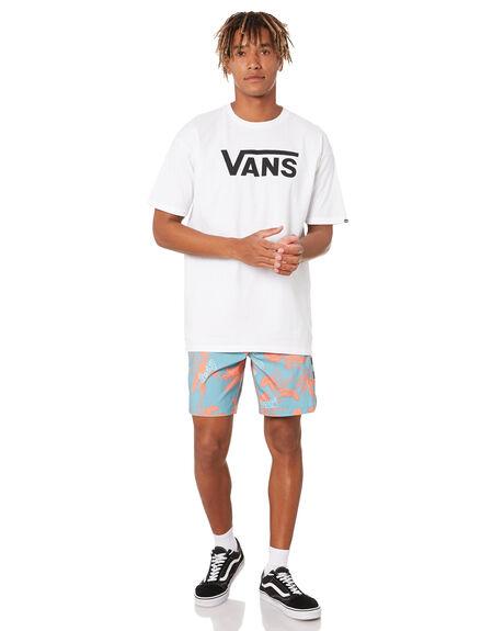 CAMEO BLUE MENS CLOTHING VANS BOARDSHORTS - VNA4RTDZCVBLU