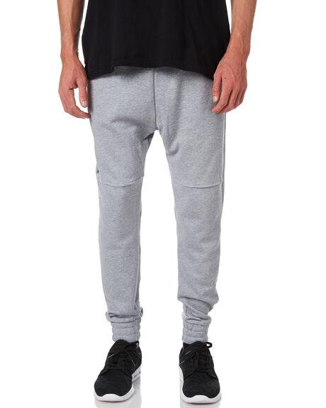 GREY MARLE MENS CLOTHING RPM PANTS - 8WMB01BGRYM