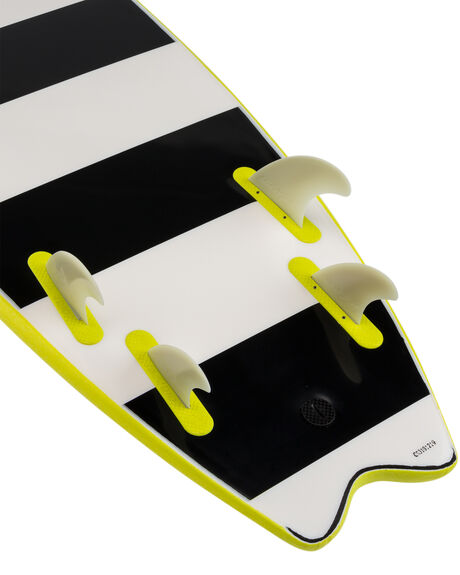 ELECTRIC LEMON BOARDSPORTS SURF CATCH SURF SOFTBOARDS - ODY60-QLM20