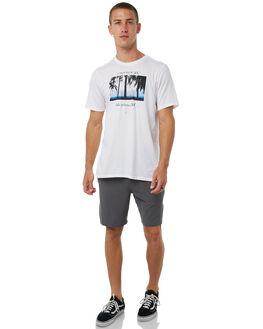 BLACK MENS CLOTHING HURLEY SHORTS - 895072010