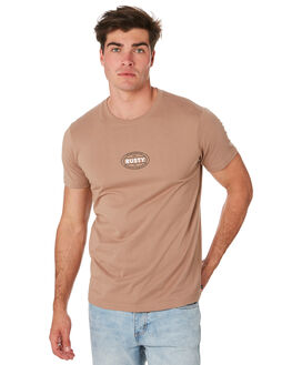 LATTE MENS CLOTHING RUSTY TEES - TTM2276LAT