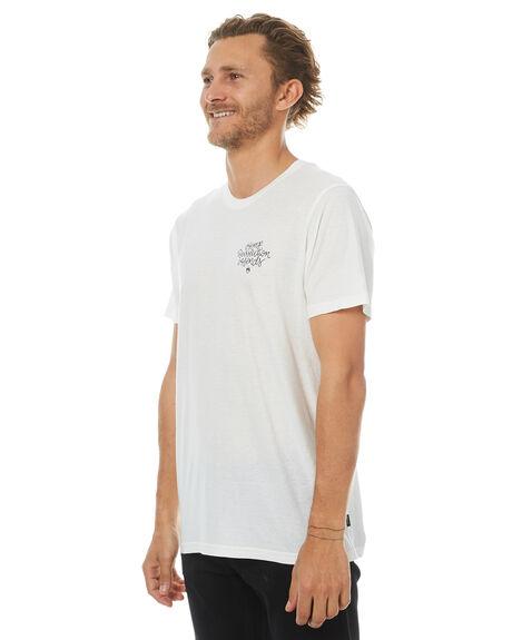 NATURAL MENS CLOTHING AFENDS TEES - 01-10-020NAT