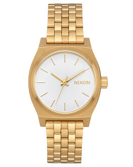 ALL GOLD WHITE WOMENS ACCESSORIES NIXON WATCHES - A1130504