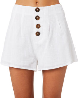 WHITE WOMENS CLOTHING THE FIFTH LABEL SHORTS - 40190972WHT