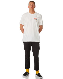 OFF WHITE MENS CLOTHING NO NEWS TEES - N5184004OFFWH