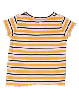 MULTI STRIPE KIDS GIRLS EVES SISTER TOPS - 8045005STR