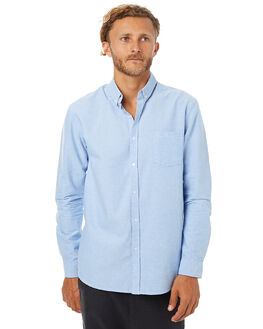 SKY OUTLET MENS SWELL SHIRTS - S5161670SKY