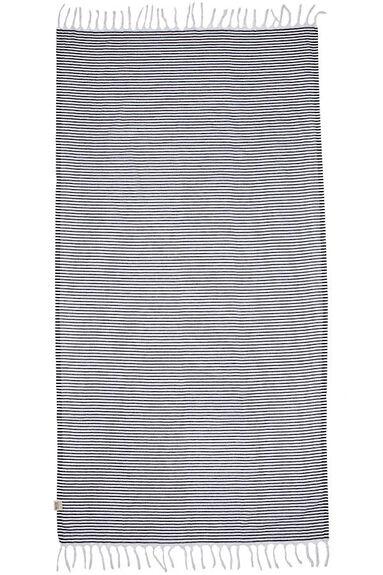 BLACK WOMENS ACCESSORIES MAYDE TOWELS - S13ANNOOSABLK
