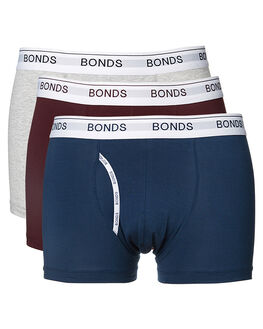 MULTI MENS ACCESSORIES BONDS SOCKS + UNDERWEAR - MZ963A37K
